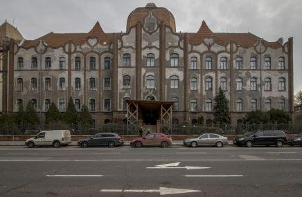 Erzsébet Nőiskola (Teleki Blanka Gimnázium) / Fotó: Vékony Zsolt