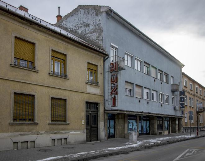 Alba mozi / Fotó: Vékony Zsolt