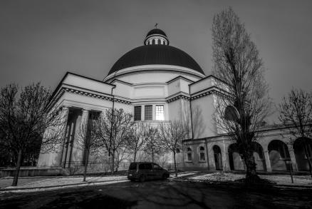 Prohászka Ottokár Emléktemplom / Fotó: Vékony Zsolt