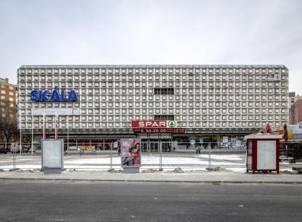 Skála áruház / Fotó: Vékony Zsolt
