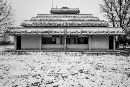 Úttörőház / Fotó: Vékony Zsolt