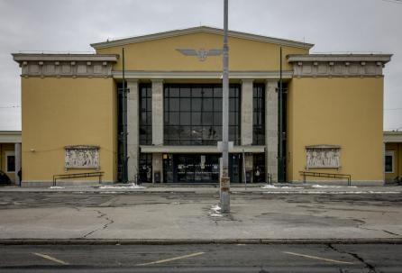 Székesfehérvári vasútállomás / Fotó: Vékony Zsolt