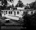 A Haus am Horn nézete a különböző átalakítások, toldások után