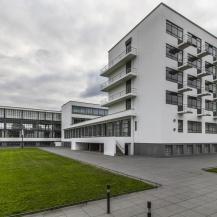 A kollégiumi szárny és a kantin / Fotó Vékony Zsolt