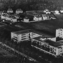 A Bauhaus épületegyüttese a megépülés utáni években / Repró: Vékony Zsolt