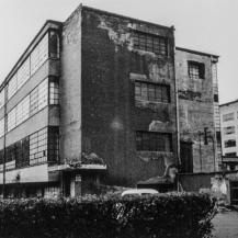 A Bauhaus épülete az NDK-s évek alatt az 1960-as években / Repró: Vékony Zsolt