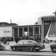 A Kosmos még moziként egy 1963-as felvételen / Kép forrása: Wikipédia - Bundesarchiv