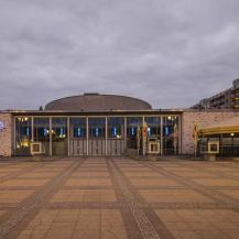 A ma mKosmos rendezvényközpont / Fotó: Vékony Zsoltár rendezvényközpontként működő, egykori Kosmos mozi / Fotó: Vékony Zsolt