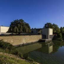 Noorderbegraafplaats, külső nézet / Fotó: Vékony Zsolt