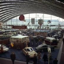 Autóipari kiállítás az Európa-csarnokban 1967-ben / Kép forrása: AHF (Ben van Meerendonk)
