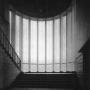 A Snelliusschool lépcsőháza archív felvételen