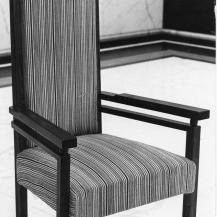 Tanácstermi szék / Kép forrása: Archief Van De Redactie Van De Gooi En Eemlander