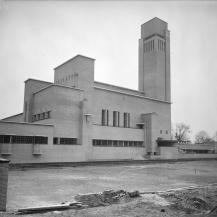 A hilversumi városháza / Kép forrása: Rijksdienst Voor Het Cultureel Erfgoed